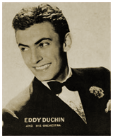 Eddy Duchin's was one of the featured orchestras who filled in for Jacques Renard until the arrival of the Henry King Orchestra