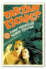 Tarzab Escapes