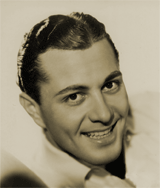 Singing legend Tony Martin made his first breakout appearances over Radio with the Fall 1936 Season of Campbell's Presents Burns and Allen
