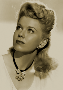 Doris Day circa 1940