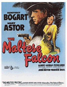 1941's Film Noir Classic The Maltese Falcon
