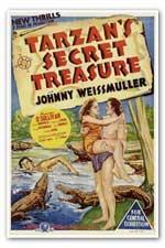 Tarzan Secret Treasure
