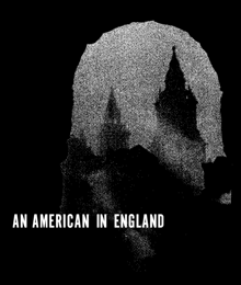 Promotion of An American In England from CBS' 1942 Annual Report