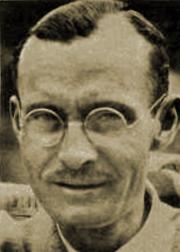 Frank Hummert circa 1936
