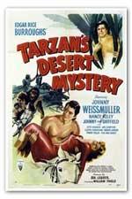 Tarzan Desert Mystery