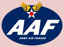 1944 U.S. Army Air Forces shield