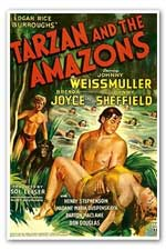 Tarzan and the Amazon