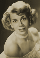 Bea Benadaret was featured in one capacity or another throughout the Swan-sponsored Burns and Allen programs