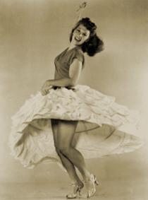 Dinah Shore circa 1946