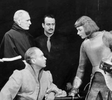 Roger De Koven performs in Joan of Lorraine circa 1946