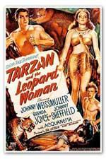 Tarzad the Leopard Woman