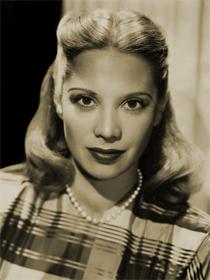 Dinah Shore circa 1947