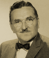 Howard McNear played 'Uncle John' in The Amm-i-dent Show