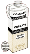 Colgate-Palmolive-Peet promoted both its Tooth Powder and Palmolive Toilet Soap over 'The Colgate Tooth Powder Theatre of Romance'