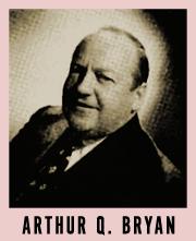 Arthur Q. Bryan appeared as Professor Joe Warren