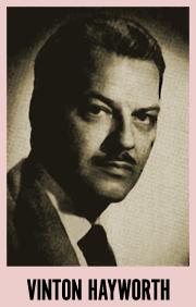 Vinton Hayworth circa 1950