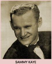 Sammy Kaye circa 1956
