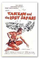 Tarzan the Lost Safari
