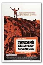 Tarzan greatest adventure