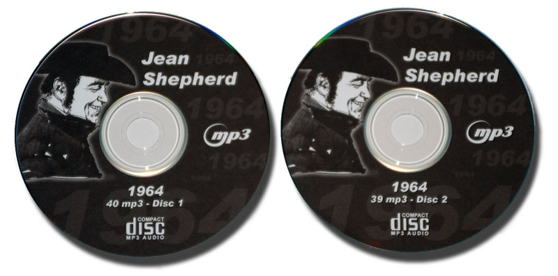 JEAN SHEPHERD - 1964 COLLECTION