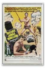 Tarzan Jungle Rebellion