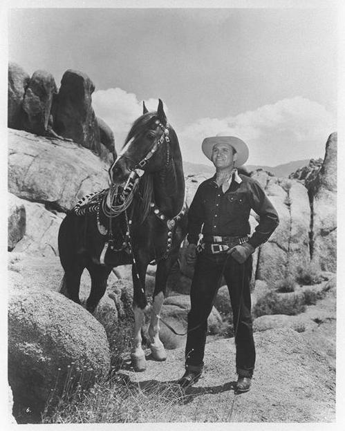 Gene and Horse