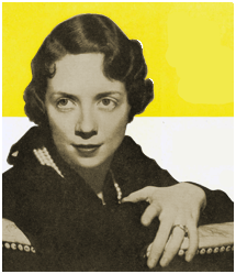 Anne Hummert circa 1936