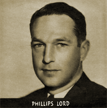 Phillips Lord circa 1938