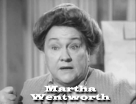 Martha Wentworth as Mrs. Lyle in The Case of The Corresponding Corpse from Perry Mason (1958)