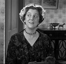 Elvia Allman as Henrietta Swanson in the Andy Griffith Show (1961)