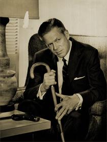 Dan Duryea circa 1961