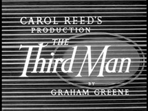 Greene's screenplay for The Third Man (1949) , vewed as one of the top100 films of all time both in The U.S. and Great Britain