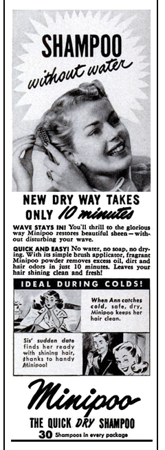 1951 Minipoo ad from LIFE magazine