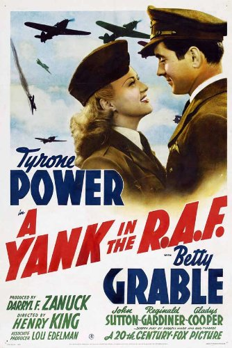yank in the raf movie