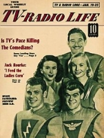 Cover of TV-Radio Life Magazine 1953
