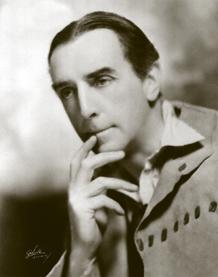 Walter Hampden Stage photo, ca. 1913