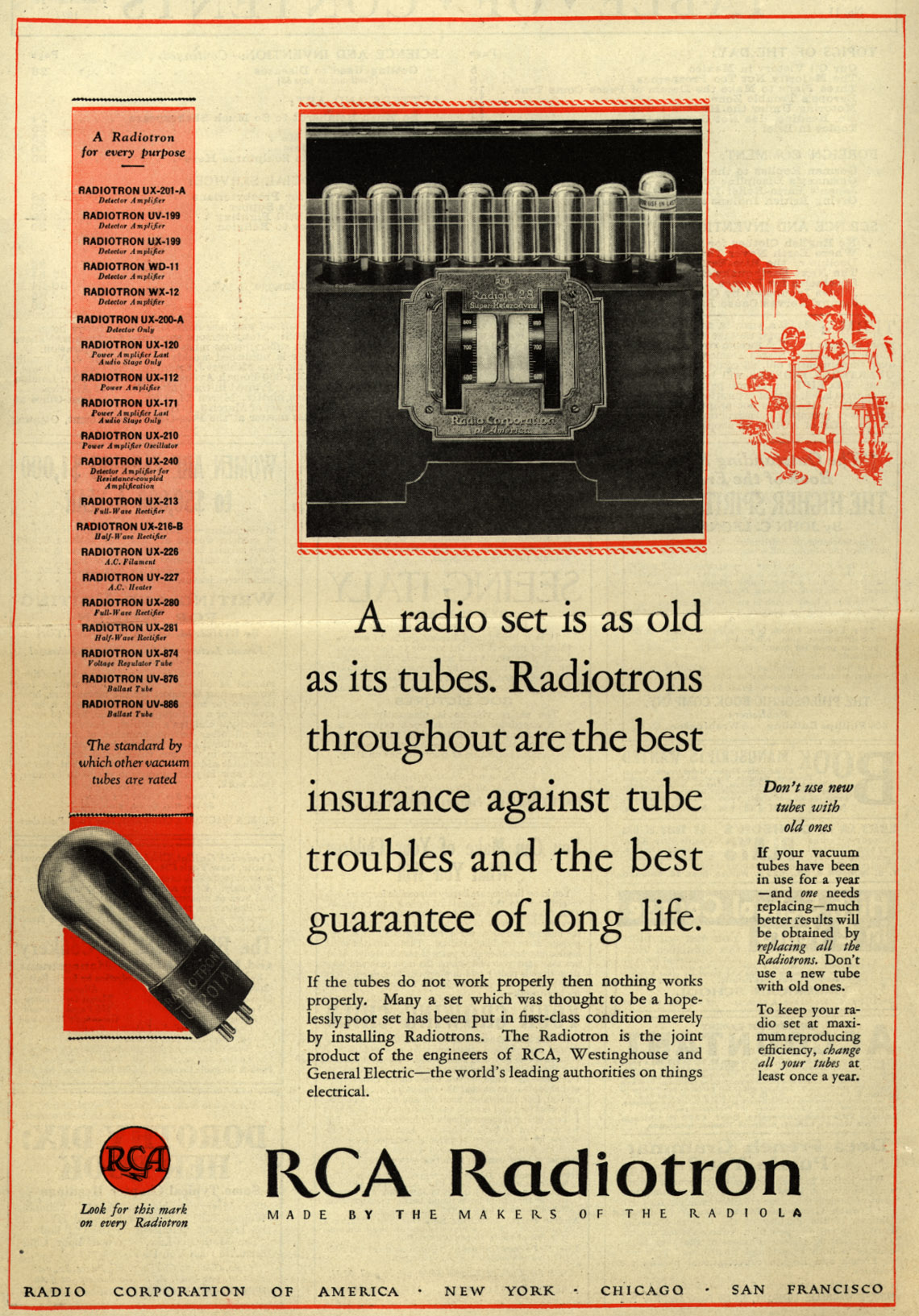 A_radio_set_is_as_old_as_its_tubes