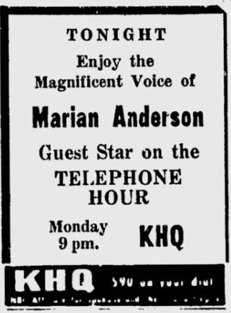 Telephone Hour