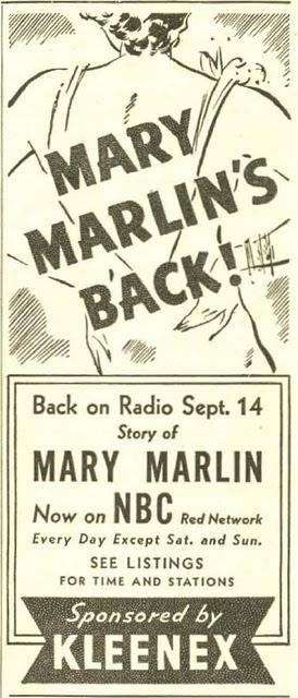 Mary Marlin