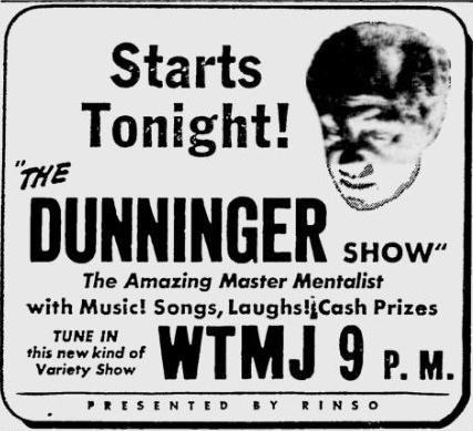 The Dunninger