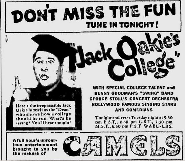 Jack Oakies