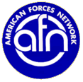 Cold War American Forces Network Logo