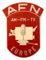 An American Gallery was heard over the Armed Forces Network in Europe