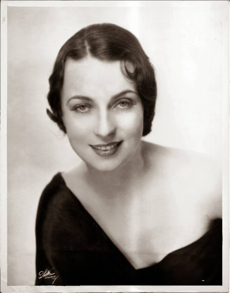The fantastic AGNES MOOREHEAD,