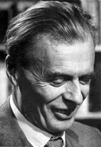 Aldous Huxley, 60 at the time, performed both narration and exposition for the first two CBS Radio Workshop produc- tions, Huxley's Brave New World in two parts.