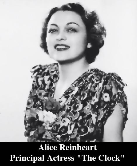 Alice Reinheart