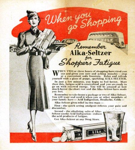 Alka Seltzer