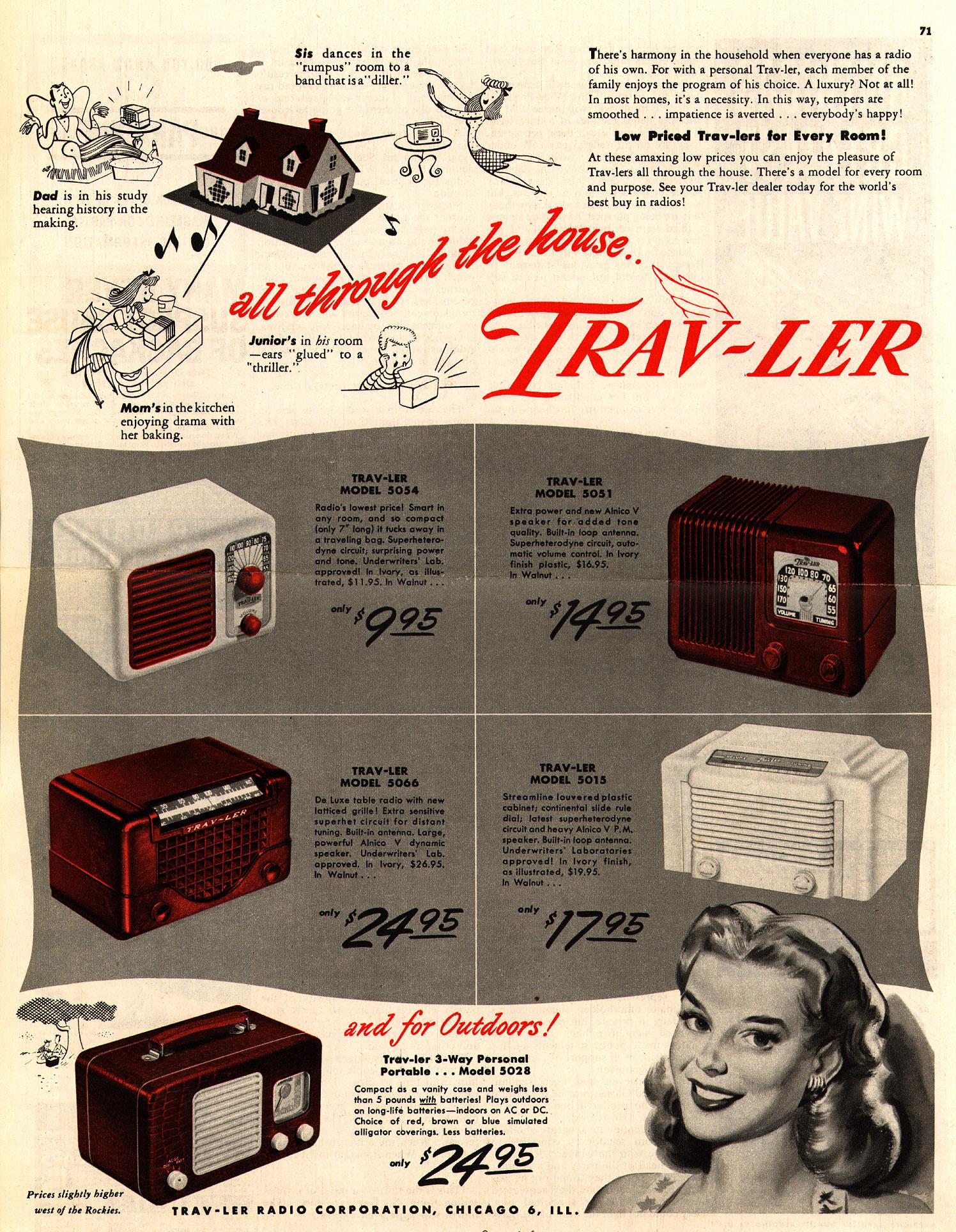 Trav-ler Radio