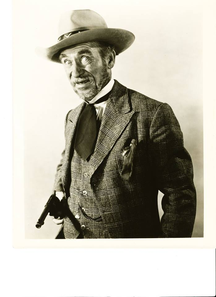 Andy Clyde - best known as Hopalong Cassidy sidekick