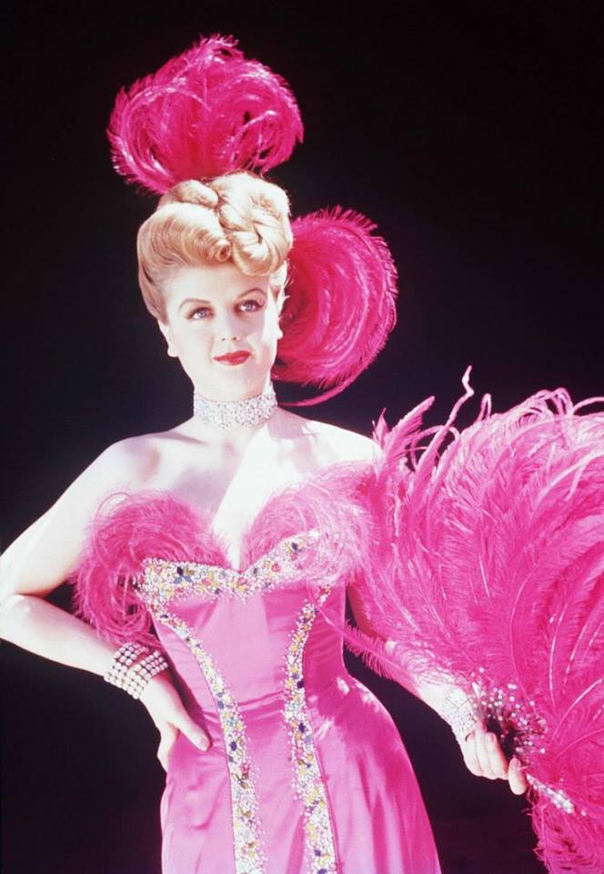 Actress Angela Lansbury {Mgm Theater Of The Air 42 Stamboul Quest}